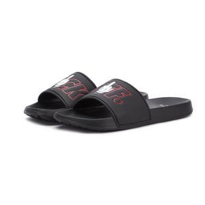 Klapki Cayler & Sons C&S WL STATEMENT SANDALS black / multicolor