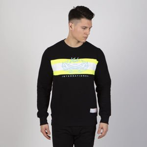 Koka Bluza Screen Crewneck black