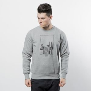 Koka bluza Notorious Crewneck grey
