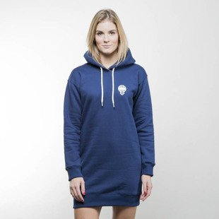 Koka bluza Ocean Pkwy Girls Hoodie Long navy