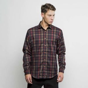 Koszula Turbokolor Shirt 316 Flannel brown