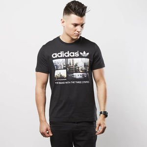 Koszulka Adidas Originals  Photo 1 Tee black BS3252