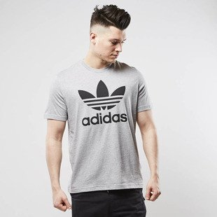 Koszulka Adidas Originals Trefoil Original grey heather BK7466