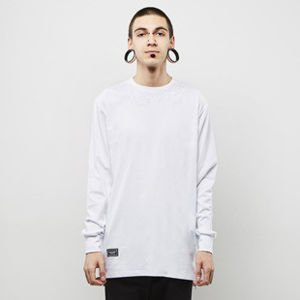 Koszulka Backyard Cartel Longsleeve Shadow white SS2017