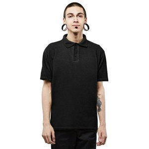 Koszulka Backyard Cartel Polo Shirt Combat washed black SS2017