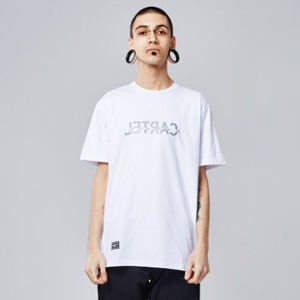 Koszulka Backyard Cartel Signal white SS2017