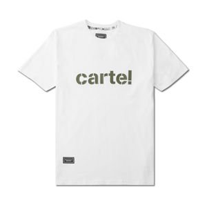 Koszulka Backyard Cartel T-Shirt Disaster white FW2017