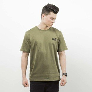 Koszulka Carhartt WIP Military Training T-Shirt rover green / black