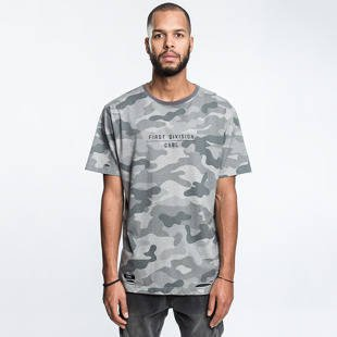 Koszulka Cayler & Sons BLACK LABEL CSBL First Division Tee stone camo / multicolor CSBL-HD16-AP14