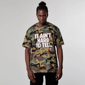 Koszulka Cayler & Sons Black Label Ain't Hard Tee multicolor