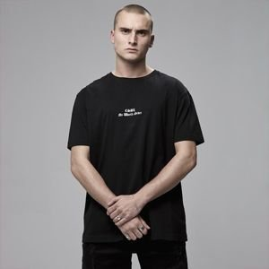 Koszulka Cayler & Sons Black Label Order Tee black / white