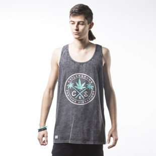 Koszulka Cayler & Sons GL Vibrations Tanktop-L acid washed black (GL-CAY-SS16-AP-24)