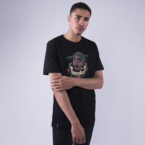 Koszulka Cayler & Sons WHITE LABEL WL Until The End Tee black / mc