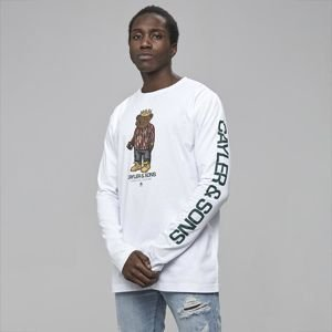 Koszulka Cayler & Sons White Label Bedstuy Longsleeve white / multicolor