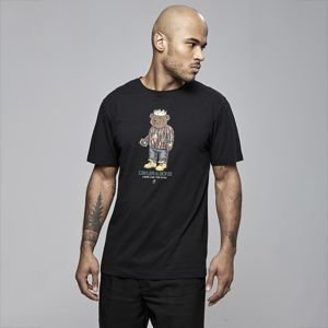 Koszulka Cayler & Sons White Label Bedstuy Tee black / multicolor