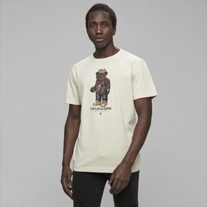 Koszulka Cayler & Sons White Label Bedstuy Tee sand / multicolor