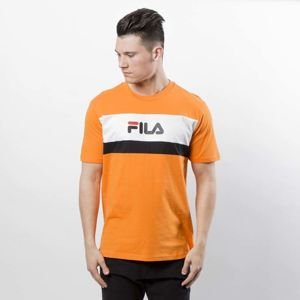Koszulka Fila Aaron Tee SS Man persimmon orange
