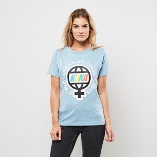 Koszulka Koka t-shirt Brighton Girls light blue