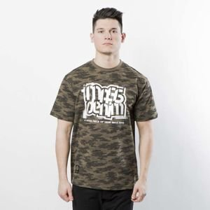 Koszulka Mass Denim Assassin T-shirt khaki