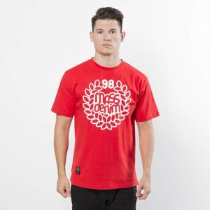 Koszulka Mass Denim Base T-shirt red