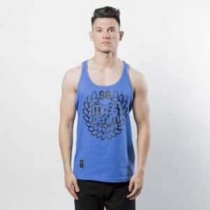Koszulka Mass Denim Base Tank Top heather blue