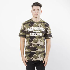 Koszulka Mass Denim Campus T-shirt woodland camo