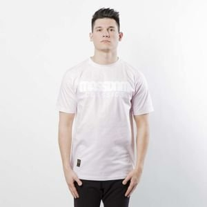 Koszulka Mass Denim Classics T-shirt light pink