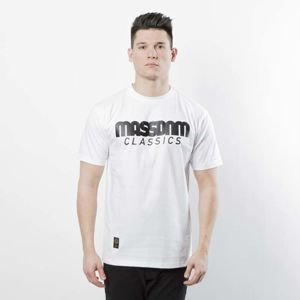 Koszulka Mass Denim Classics T-shirt white