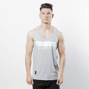 Koszulka Mass Denim Classics Tank Top light heather grey