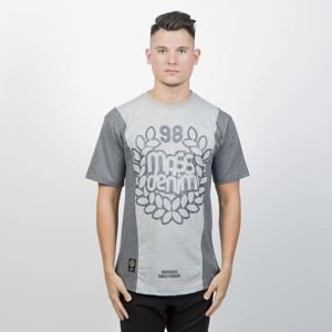 Koszulka Mass Denim False Start T-shirt heather grey