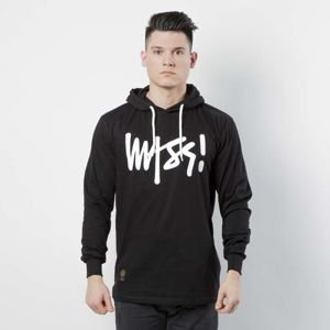 Koszulka Mass Denim Longsleeve Hoody Signature black