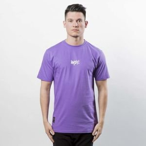 Koszulka Mass Denim Signature SL Print T-shirt purple LIMITED EDITION