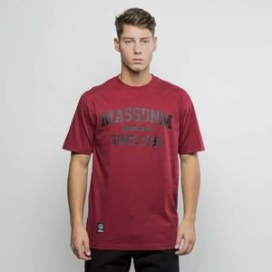 Koszulka Mass Denim T-shirt Campus claret
