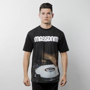 Koszulka Mass Denim T-shirt DJ black