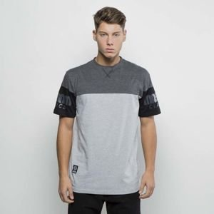 Koszulka Mass Denim T-shirt Division light heather grey