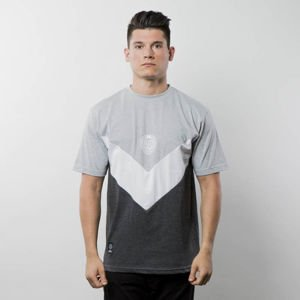 Koszulka Mass Denim T-shirt Fang heather grey