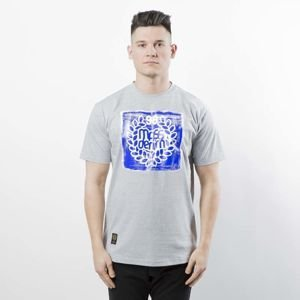 Koszulka Mass Denim T-shirt Painter light heather grey