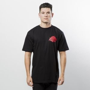Koszulka Mass Denim T-shirt Rose black QUICKSTRIKE