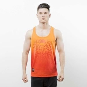 Koszulka Mass Denim Tank Top Base Fade red SS 2017