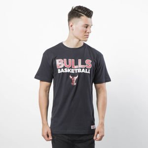 Koszulka Mitchell & Ness Chicago Bulls T-shirt black Pure Shooter Tee