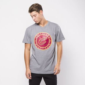 Koszulka Mitchell & Ness Cleveland Cavaliers T-shirt grey Circle Patch