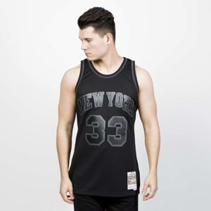 Koszulka Mitchell & Ness New York Knicks #33 Patrick Ewing black Swingman Jersey