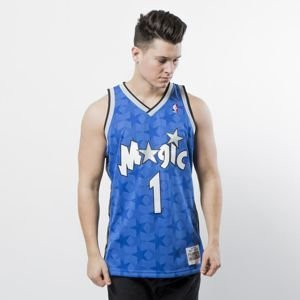 Koszulka Mitchell & Ness Orlando Magic #1 Tracy McGrady blue Swingman Jersey