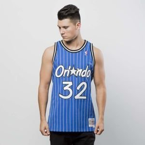 Koszulka Mitchell & Ness Orlando Magic #32 Shaquille O'Neal royal Swingman Jersey