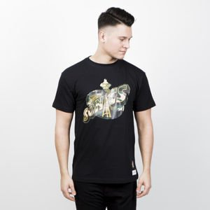Koszulka Mitchell & Ness t-shirt Seattle Supersonics black Woodland Camo