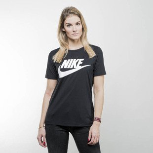 Koszulka Nike t-shirt NSW Essential Tee black WMNS (829747-010)