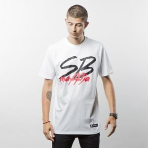 Koszulka SB Stuff Big Logo T-shirt white