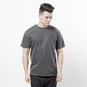 Koszulka Stussy C-Thru Pig Dyed Pocket Tee black