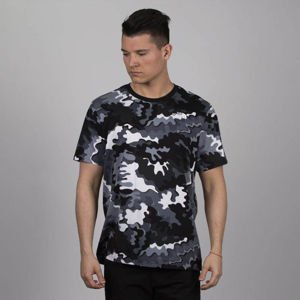 Koszulka The North Face M S/S Red Box Tee black psychodelic