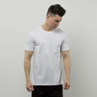 Koszulka We Peace It T-shirt Pocket white